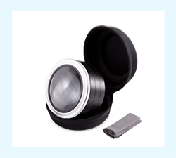 LED Lighted Adjustable Desktop Magnifier - MODEL: MAG05